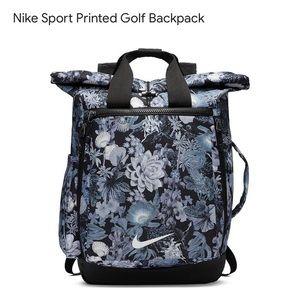 Nike - Floral Printed Backpack 🎒